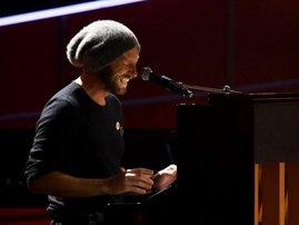 Chris Martin Coldplay - AFP