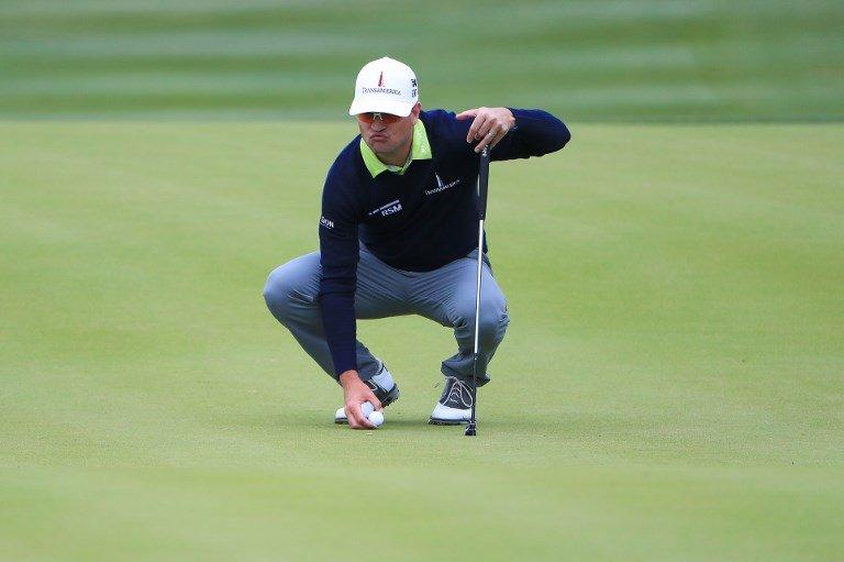 Landry shares Valero lead, eyes first career win
