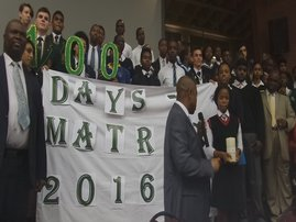 Education officials believe learners equipped for matric finals
