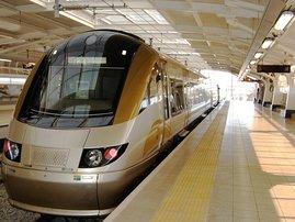 Gautrain Train