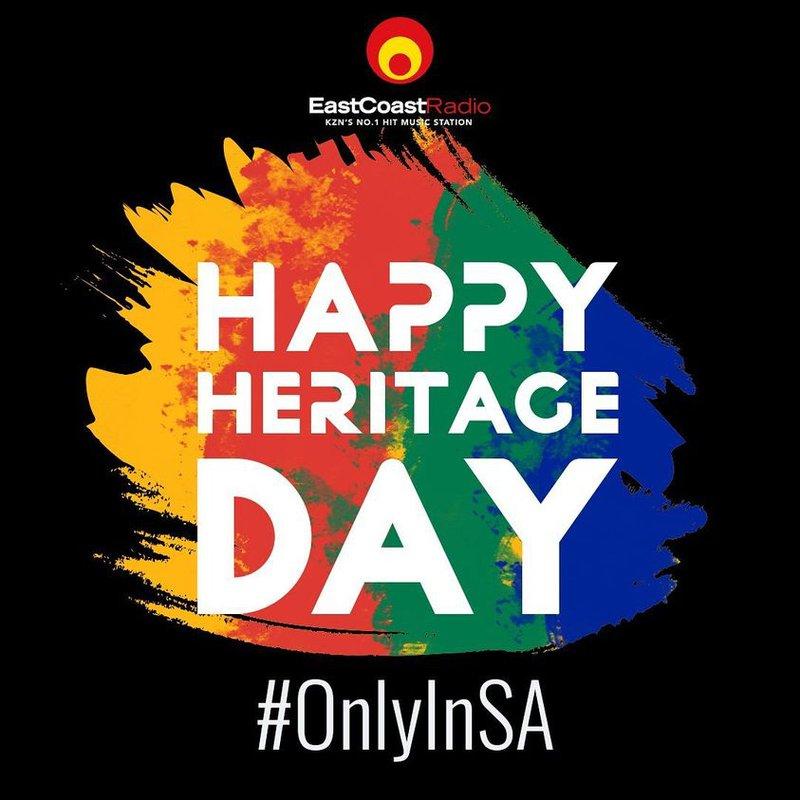 #HeritageDay