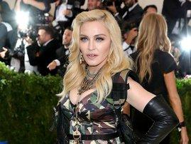 Madonna at the MET Gala 2017