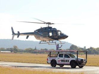 maljan helicopter stunt