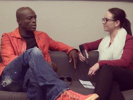Seal On The Couch with Cassy Clarke