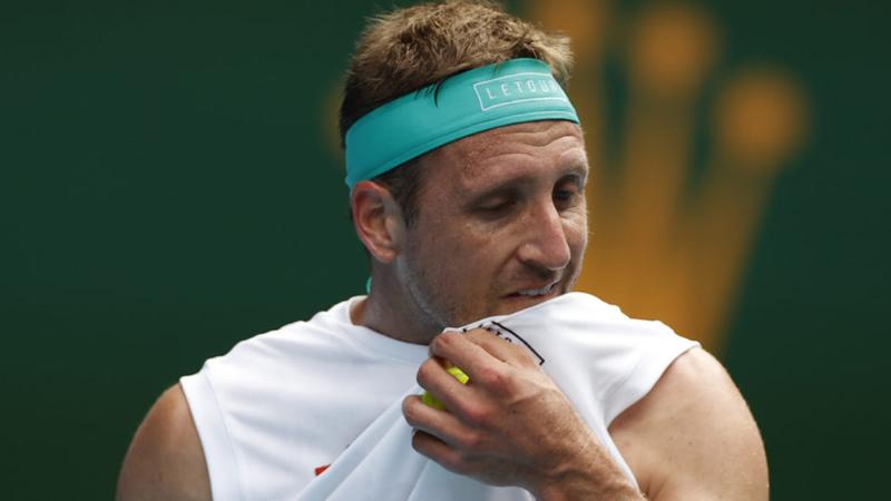 Concern as player boards Australian Open flight despite 'positive' test