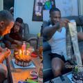 Husband receives birthday cake containing R140k surprise