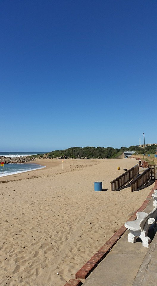 Hibberdene beach