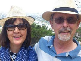 Christine and Roger Solik