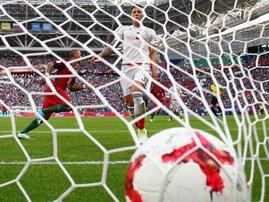 Football: Facebook/ FIFA Confederations Cup