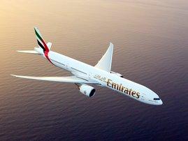 emirates plane generic