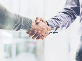 Shaking Hands Longer Than Seven Seconds Can Cause Axniety