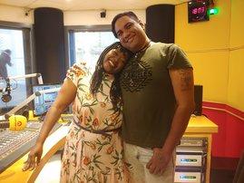 Kiran and Thando
