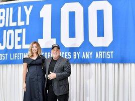 Billy Joel celebrates 100th show at Madison Square