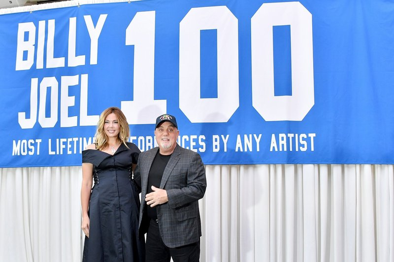Billy Joel Celebrates 100th Show At Madison Square Garden