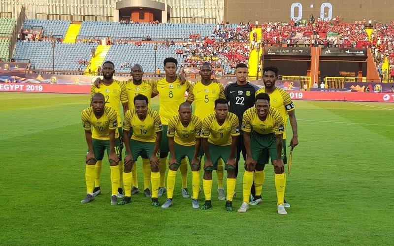 bafana bafana squad