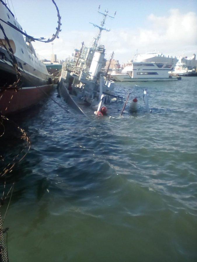 Ship sink 3