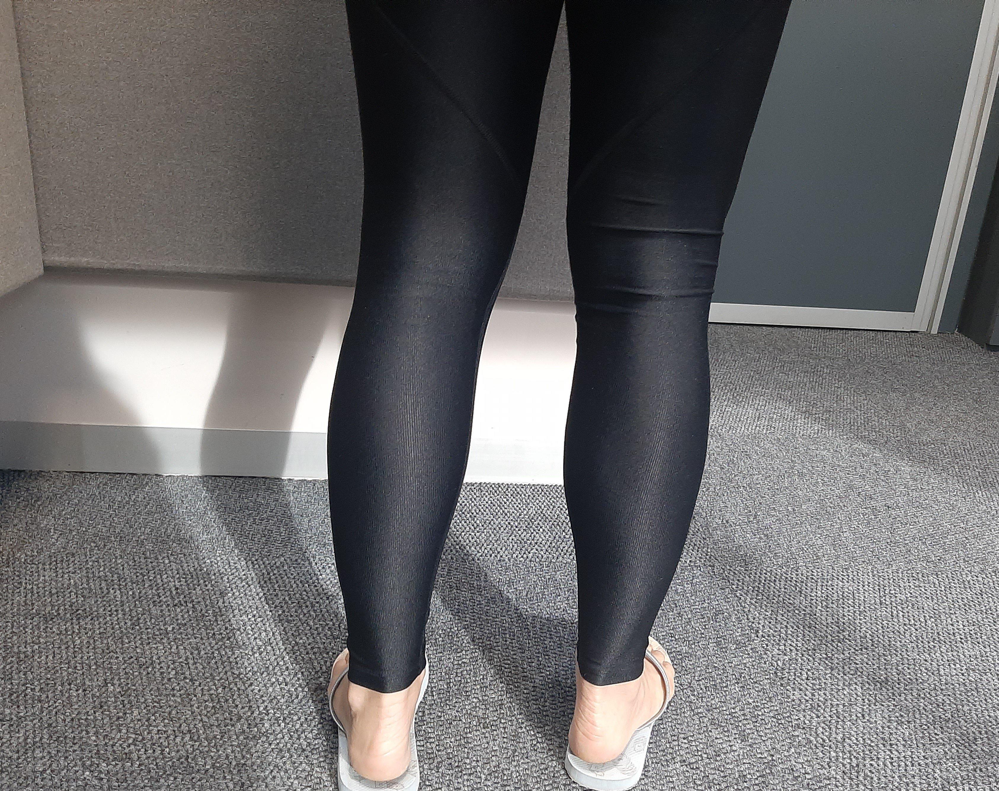Keri's legs