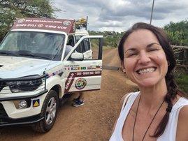 Keri safari car