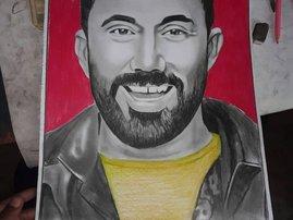 Emannuel Morema Golden Hand artist one