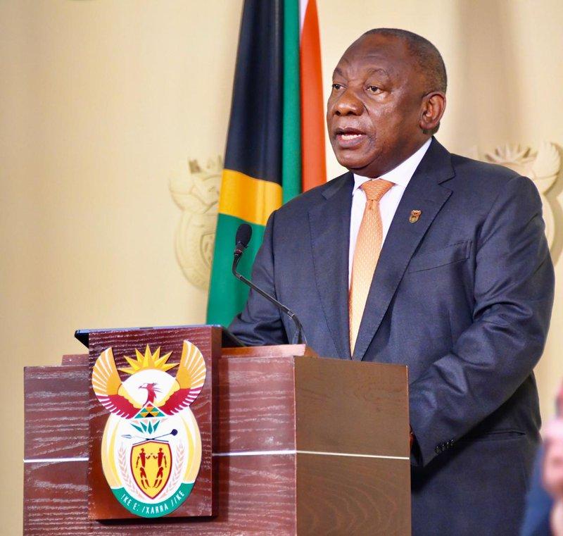 President Cyril Ramaphosa on easing of lockdown regulations