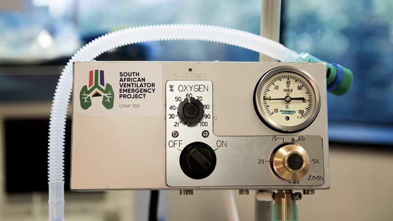 Save P ventilators