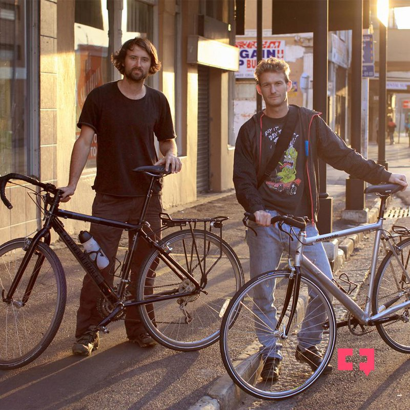 Beautiful News - Cycling Photography