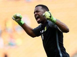 Itumeleng Khune - Facebook/Bafana Bafana - South Africa