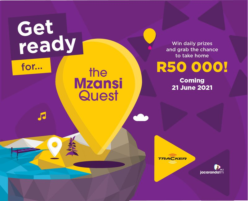 Mzansi Quest event page