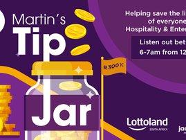 Martin Bester's Tip Jar