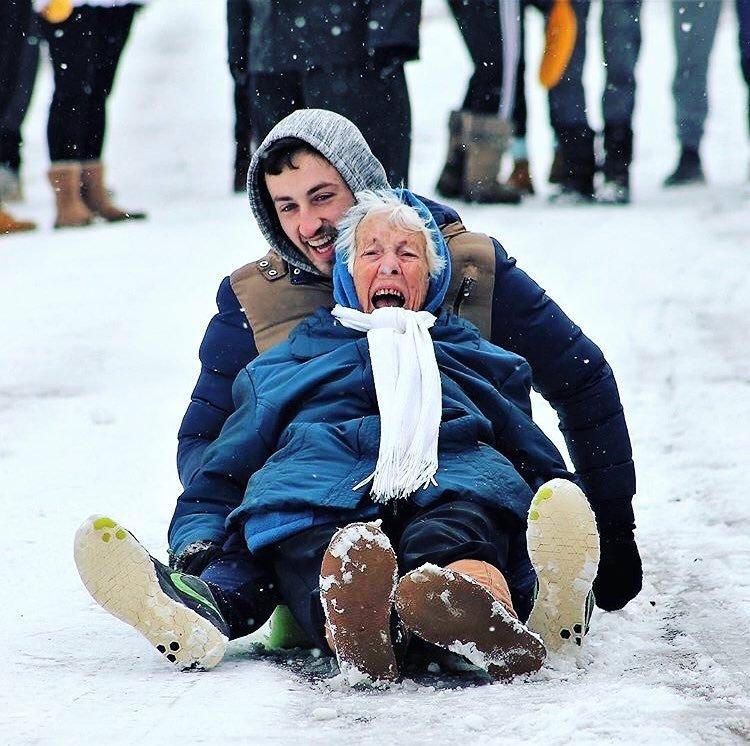 Granny Snow Com