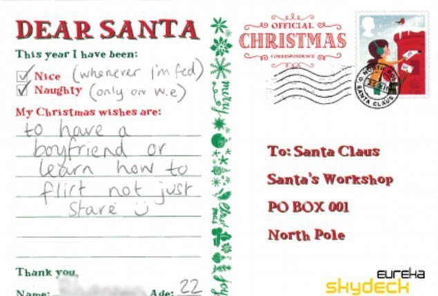 Hilarious Christmas Letters.Hilarious Letters To Santa From Grown Ups