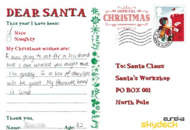 Hilarious Letters To Santa From Grown Ups