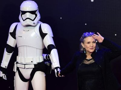 Carrie Fisher autopsy reveals cocaine & ecstasy