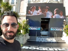Martin Bester takes the journey to Cannes