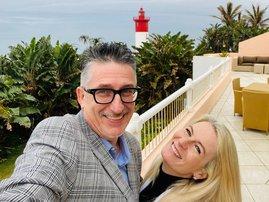Darren Maule honeymoon