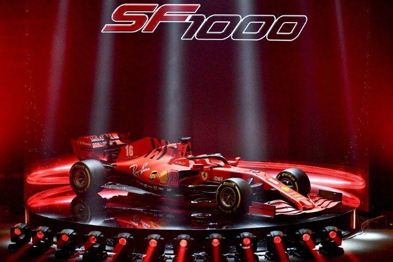 SF1000 car