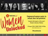 Women Unlocked event