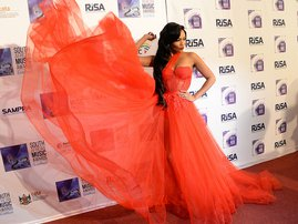 SAMA 2017: The Fashion: Bonang Matheba