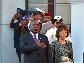 Cyril Ramaphosa SONA Profile