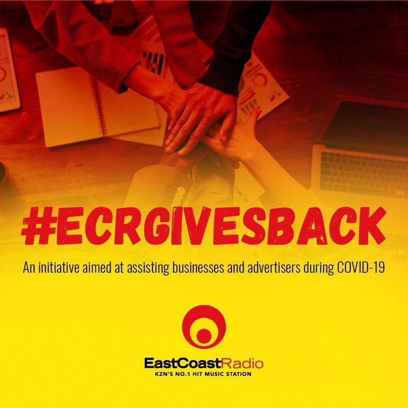 East Coast Radio Gives Back