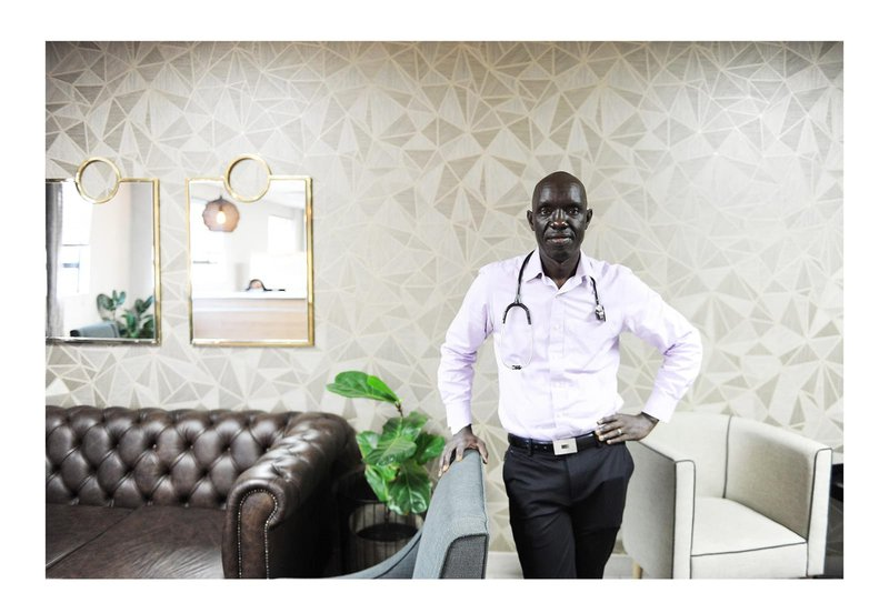 Dr Emmanuel Taban