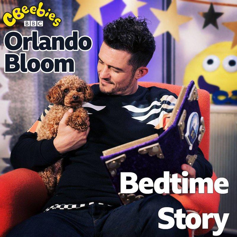 Celebrities reading bedtime stories is big business