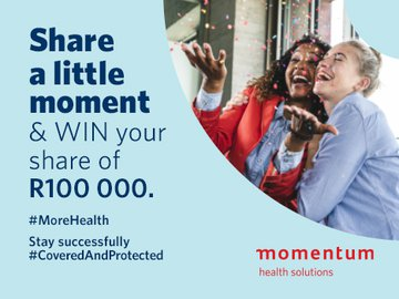 """Momentum Health """"Little Moments"""" Competition"""