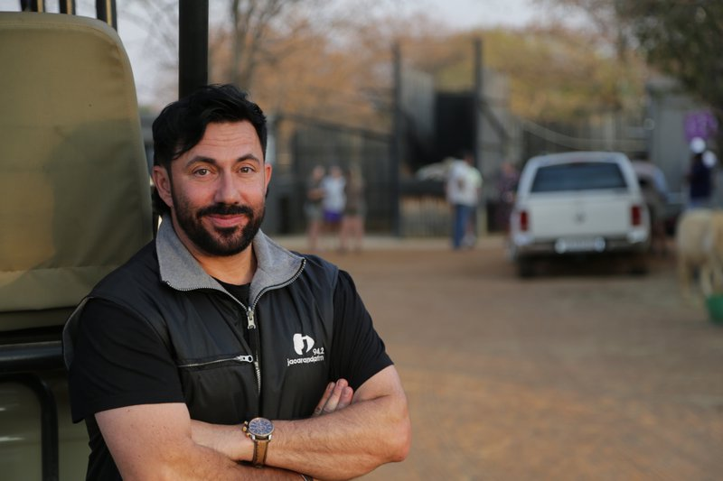 Martin Bester in Limpopo 22 Sep