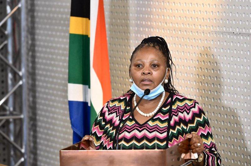 Defence Minister Nosiviwe Mapisa-Nqakula  on SANDf and death of Alex man