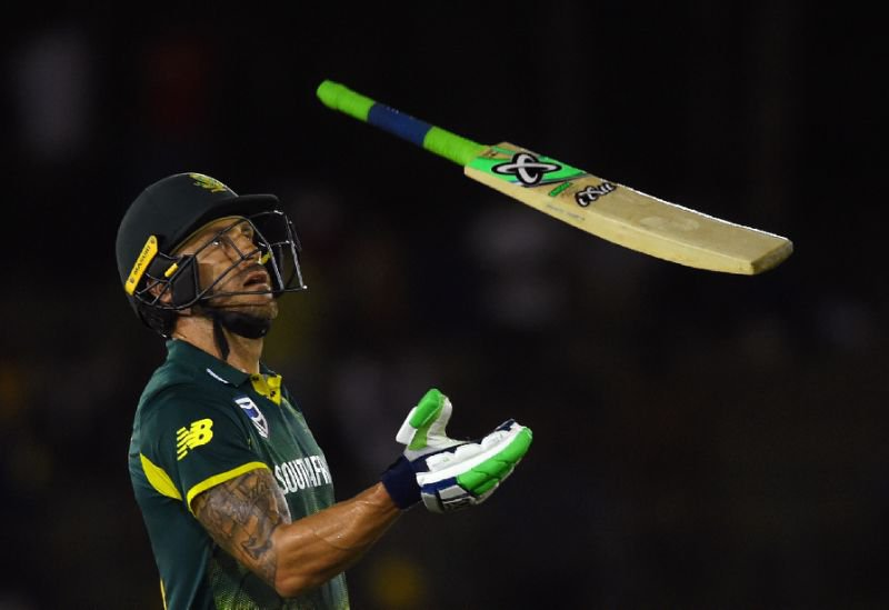 South Africa captain Du Plessis says no need for 'Superman'