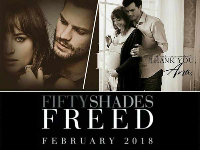 Fifty Shades Freed, Fifty Shades Freed so much sex, much sex