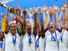 USA women soccer team