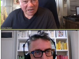 William Shatner and Darren Maule talk about The UnXplained 2