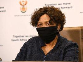 Angie Motshekga on schools going back in June 2020